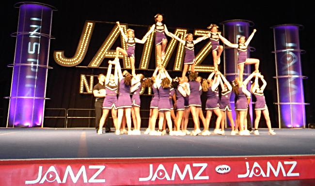 2ND & 3RD PLACE, JAMZ NATIONALS -LAS VEGAS 2011