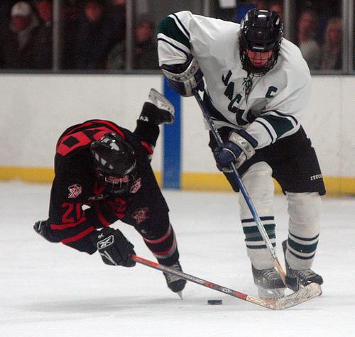 About The Nau Icejacks Hockey