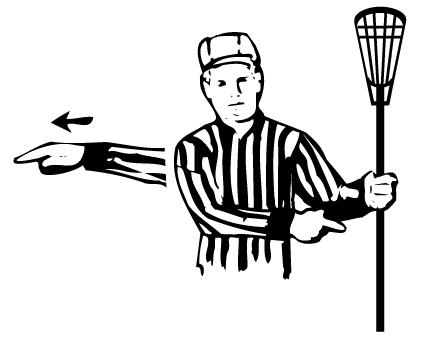 Lacrosse body check