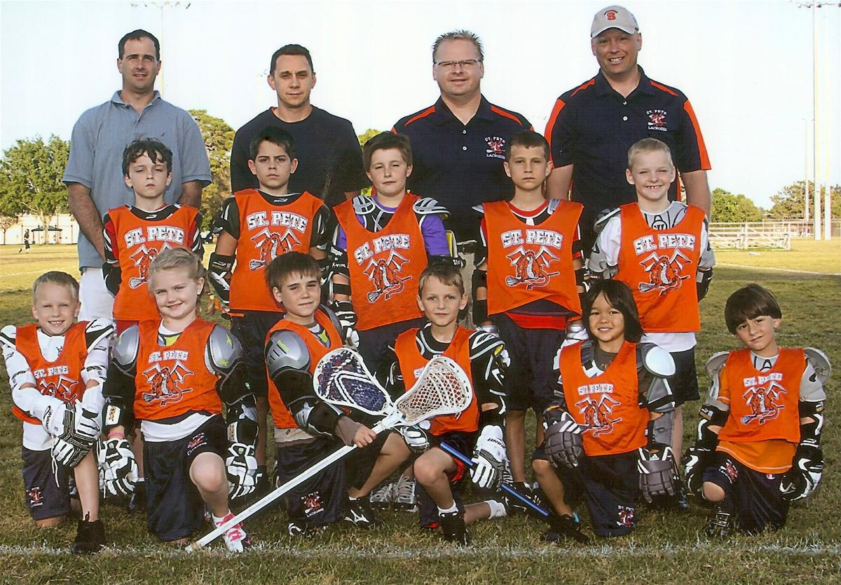 2010 Rec Dragons Team