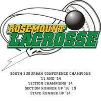 Rosemount Boys Lacrosse Home Page